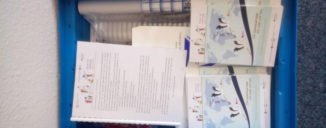 """Dokumentation und Buch zur Experimentierkiste """"Abenteuerkiste"""""""