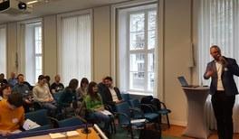 Zwischentreffen des Mentoringprogramms 2020, Magnus-Haus Berlin