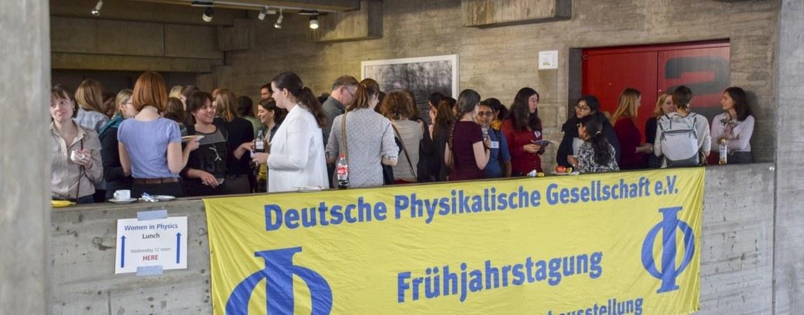 DPG-Frühjahrstagung in Regensburg