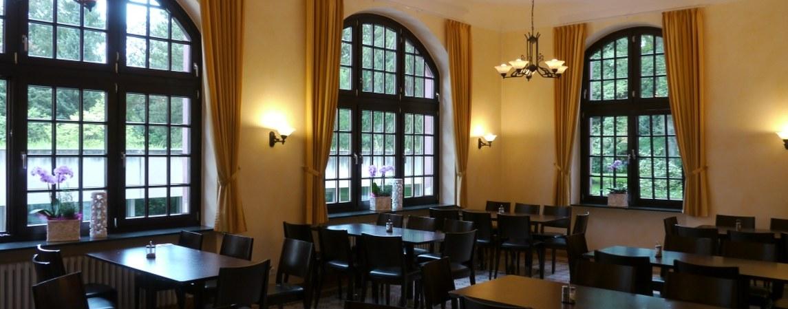 Speisesaal im Stiftsgebäude