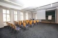 Mittlerer Hörsaal im Stiftsgebäude des Physikzentrum Bad Honnef