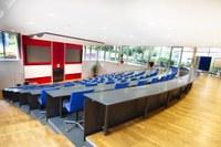 Großer Hörsaal im Stiftsgebäude des Physikzentrum Bad Honnef
