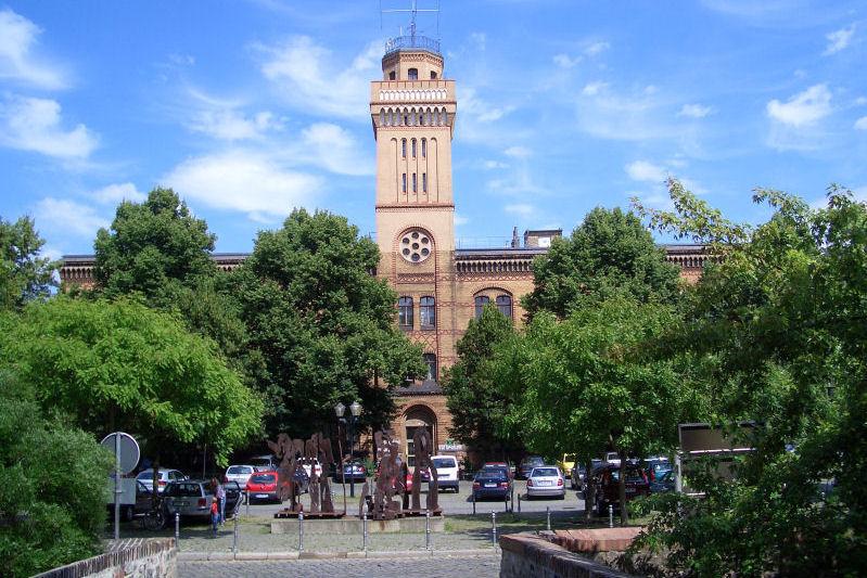 FB Physik Hauptgebäude