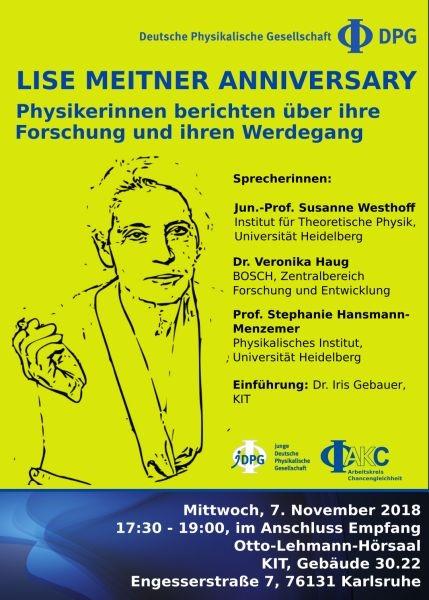 Lise-Meitner Anniversary