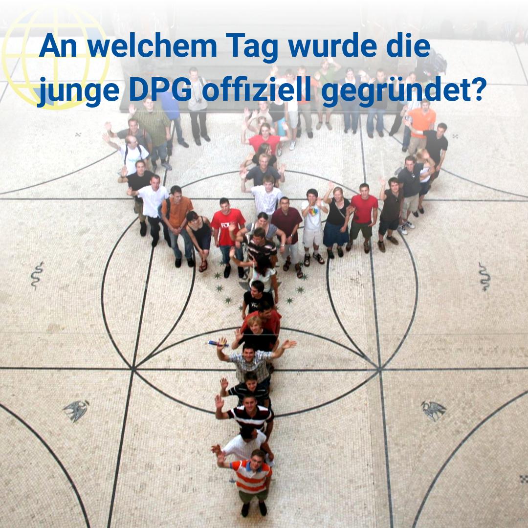 © DPG / Novak, Heinrich 2008