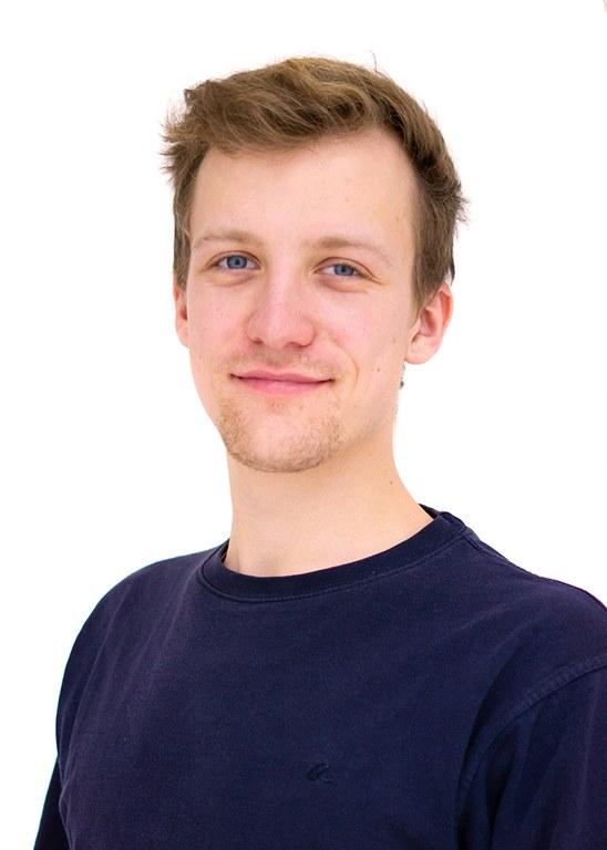 Steven Becker. jDPG. Bundesvorstandsmitglied. Arbeitsteam Promotion.