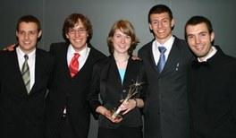 Deutsche Schüler holen Physik-Weltcup