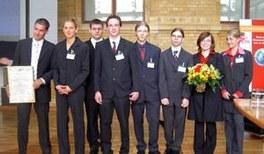 Physik trifft Umweltforschung: Preis für Schüler aus Mecklenburg-Vorpommern