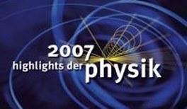 """Highlights der Physik"" kommen nach Frankfurt"