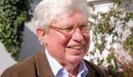 Gerhard Ertl erhält Otto-Hahn-Preis