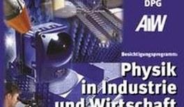 Einblick in den physikalischen Beruf