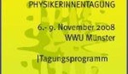 Größte europäische Physikerinnentagung in Münster