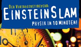 Jetzt bewerben für den EinsteinSlam in Göttingen