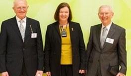 Neue DPG-Ehrenmitglieder