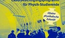 """Laborbesichtigungsprogramm """"Ein Tag vor Ort"""" 2013 / 2014 gestartet"""