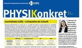 Leuchtdioden (LED) – Lichtquellen der Zukunft