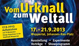 Der Urknall kommt nach Wuppertal