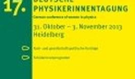 Physikerinnen aus ganz Deutschland treffen sich in Heidelberg