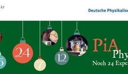 """""""Physik im Advent"""" – Ein interaktiver Adventskalender für junge Physikinteressierte"""
