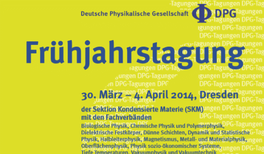 Physik-Experten versammeln sich in Dresden