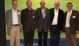 """21. Bad Honnefer Industriegespräch im Physikzentrum zum Thema """"Licht-Technologie"""""""