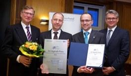 Ars-Legendi-Fakultätenpreis an Jürgen Sum und Bernd Jödicke