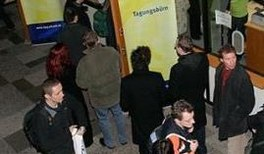 Im März ist die TU Berlin das europäische Zentrum der Physik