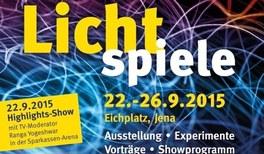 """Breite Unterstützung für die """"Highlights der Physik"""" in Jena"""