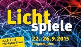Lichtspiele in Jena eröffnet