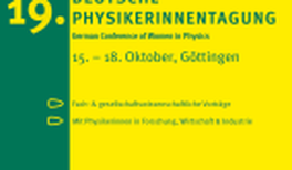 Physikerinnen treffen sich in Göttingen