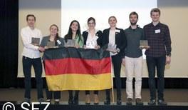 Deutsches Physik-Team verteidigt Titel in Österreich