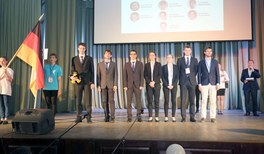 Physik-Weltcup in Jekaterinburg: Deutsches Team startet stark – Finale in Reichweite