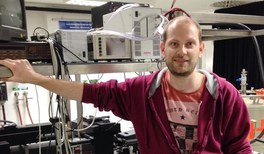 Karl-Scheel-Preis der Physikalischen Gesellschaft zu Berlin geht an Pierre Corfdir