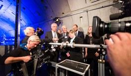 European XFEL feiert Beginn der Inbetriebnahme