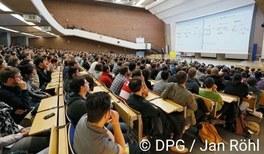 Frühjahrstagungen der Deutschen Physikalischen Gesellschaft