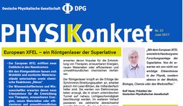 European XFEL – Ein neues Physikkonkret der DPG beleuchtet den Röntgenlaser der Superlative