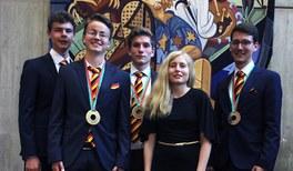 Silber und Bronze für das deutsche IPhO-Team
