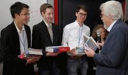 Junge Physik-Talente ringen in Bad Honnef um einen Platz im Nationalteam