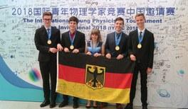 Gold für Deutschland!
