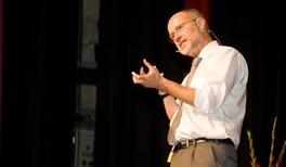 Harald Lesch ist Redner des Jahres 2018