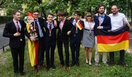 Deutschland ist Vizeweltmeister!