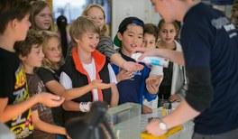 In Bonn spielt die Physik die erste Geige