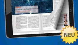 Physik Journal jetzt auch als E-Paper