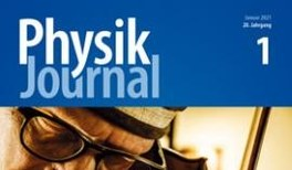 Physik Journal 1/2021