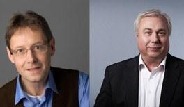 Die Wissenschaftsjournalisten Manfred Lindinger (F.A.Z.) und Norbert Lossau (WELT) erhalten Medaillen für naturwissenschaftliche Publizistik