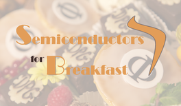 Halbleiter zum Frühstück