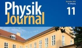 Physik Journal 11/2020
