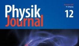 Physik Journal 12/2020