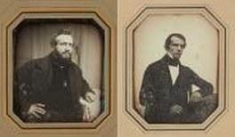 Porträts zweier DPG-Gründer