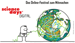 Science Days Digital: Die DPG ist dabei!